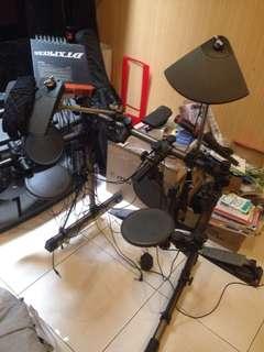 Drum elektrik Yamaha DTX Japan