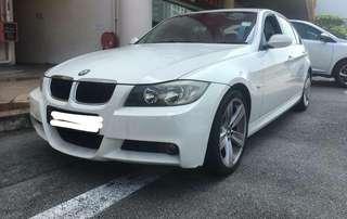Bmw E90 320i 2.0 cc 2008 RM8,200