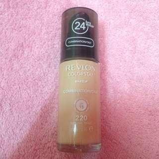 Revlon Colorstay 24hours (Natural Beige 220)
