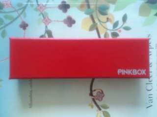 PINK BOX 華麗水晶筆