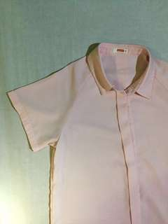 REPRICED! Bench Pastel Pink Polo