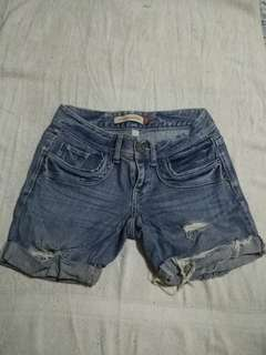 Ripped short