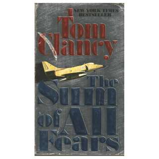 Tom Clancy - The Sum Of All Fears