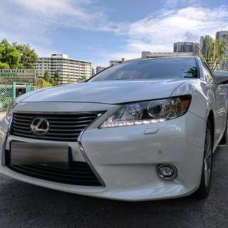 Lexus ES Hybrid ES300h Auto 2.5 Luxury