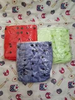(BNEW) Cloth Diaper (Big Size)