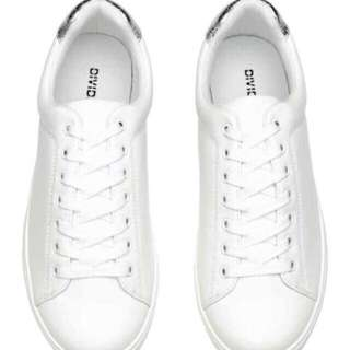 H&M White Shoes or Sneakers
