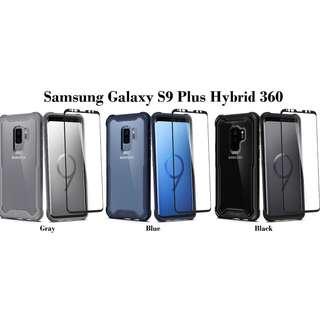 online retailer 57da6 eb8ac spigen hybrid 360 s9+ | Mobile Phones & Tablets | Carousell Singapore