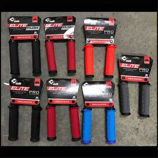 ODI ELITE FLOW AND ELITE PRO V2.1 LOCK-ON GRIPS (MADE IN USA)