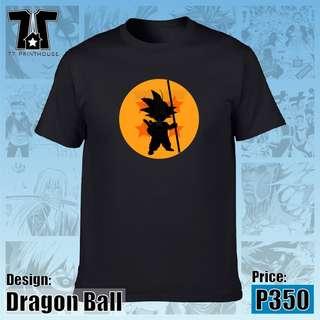 Dragon Ball T-Shirt | Black & White