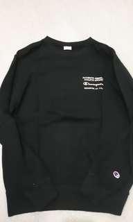 Sweater Champion size L black Original