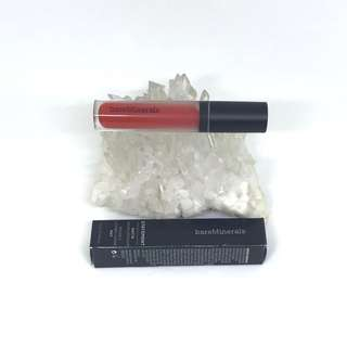包郵📦bareMinerals 極緻顯色啞緻液質唇膏STATEMENT MATTE LIQUID LIP COLOR LIP GLOSS - FIRE 4ml