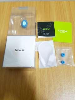 QCY藍芽耳機