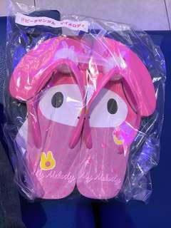 Sanrio my Melody Slippers lucky dip ichiban kuji
