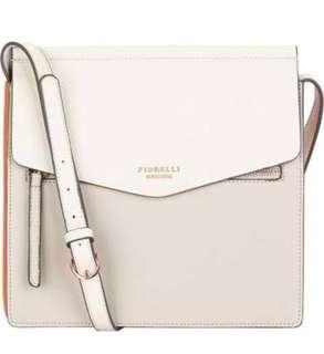 Fiorelli UK Mia Sling/Crossbody bag for women(color misty grey)