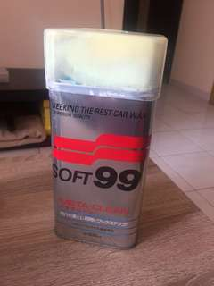 Soft99 Car Wax