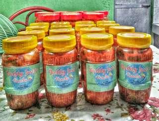Honemade kimchi