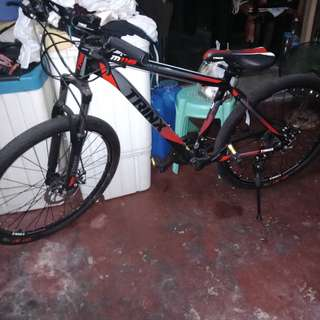 Mountain bike (trinx)