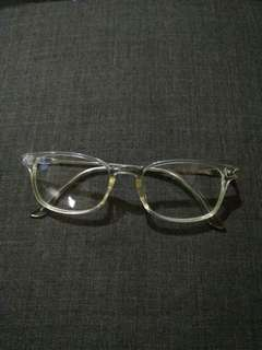 Sunnies specs (clear)