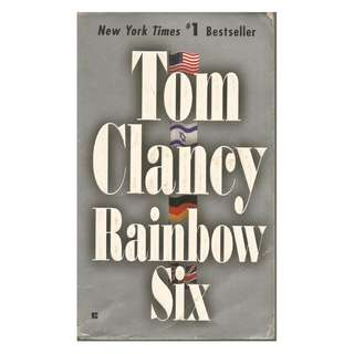 Tom Clancy - Rainbow Six