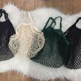 Cotton String Bags