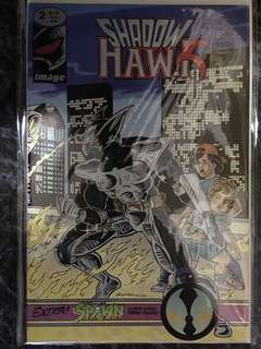 SHADOW HAWK #2