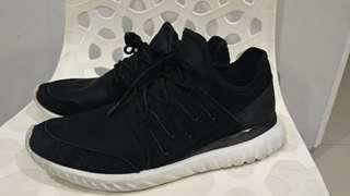 Adidas Tubular Radial Hitam Black