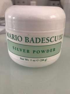 mario badescu silver powder skincare