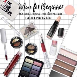 [ SOLD OUT ]MUA FOR BEGINNER | 11 items 🎁