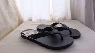 RIDER Sandals: Black