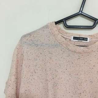 🚚 粉色可愛短袖T恤