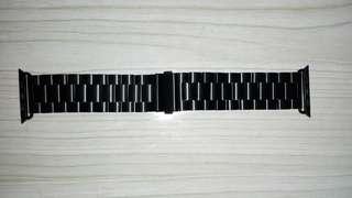 Apple watch 42mm不鏽鋼錶帶
