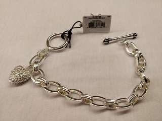 Juicy Couture Pave Starter Bracelet
