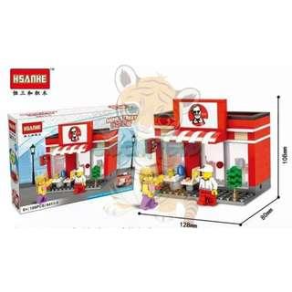 HSANHE MINI STREET KFC