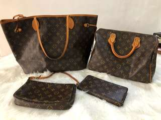 Louis Vuitton Must haves