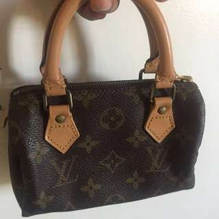 Louis Vuitton Mini Sac HL