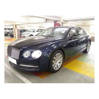 BENTLEY CONTINENTAL FLYING SPUR 2014/2015