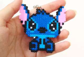 Stitch ( darker blue)