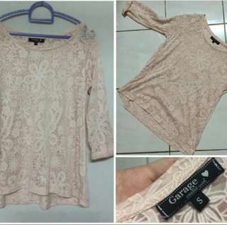 Lace Top #MidYearSale