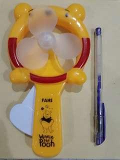Pooh Bear Fan