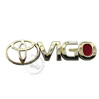 TOYOTA HILUX VIGO CAR EMBLEM ACCESSORIES