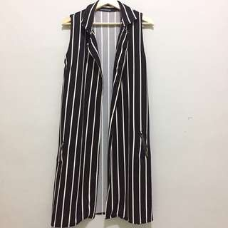 Zahra Signature Long Outer stripes ALL SIZE