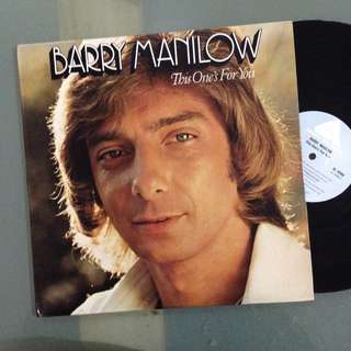 Lp Barry Manilow