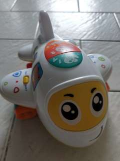 Toy aeroplane for children