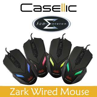 Sumvision Zark Wired Gaming Mouse