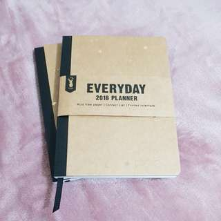 2 2018 planners