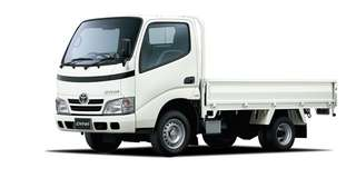 TOYOTA DYNA SIDE MIRROR