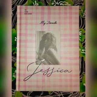 Jessica Jung - The Third Mini Album (My Decade)
