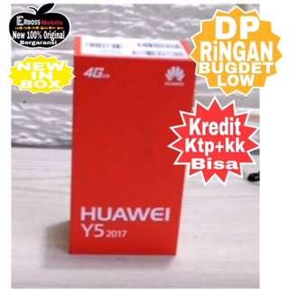 Cicilan Ringan Dp 500rb Huawei Y5 2017 New Resmi 2/16GB ditoko call/wa;081905288895
