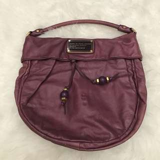 (Repriced!) MARC BY MARC JACOBS purple leather tote