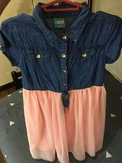 Girls dress (8y)